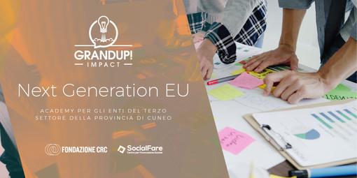 GrandUP! Next Generation EU un'opportunità per gli enti del Terzo Settore