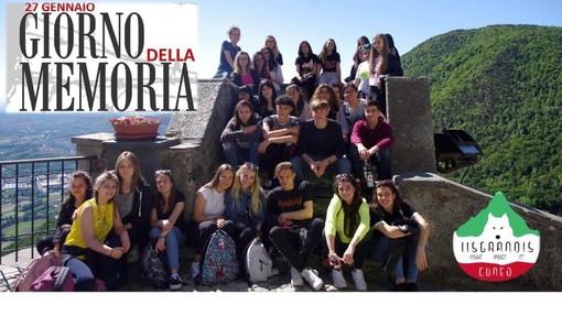 All'Istituto Grandis di Cuneo, al via la prima edizione dell'evento che celebra la Giornata della Memoria