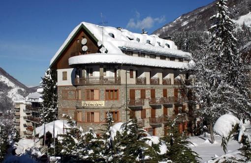 Scopri le offerte di gennaio a Limone Piemonte: Grand Hotel PrincipeeLimone Palace