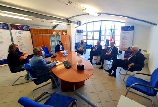 Confcommercio incontra i vertici nazionali dell'Associazione nazionale Bersaglieri, in vista del raduno nazionale