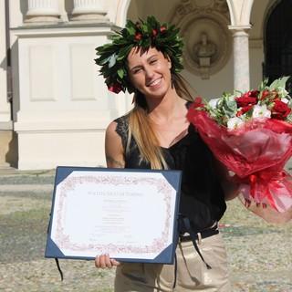 Ilaria Pontiglione, vincitrice dell'edizione 2020 del Premio
