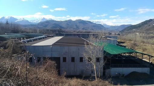 L'impianto Acsr a Borgo San Dalmazzo