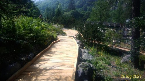 "Valdieri: è pronto il nuovo giardino botanico ""Parco Valderia"""