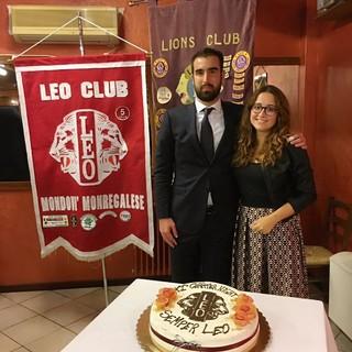 Leo Club Mondovì Monregalese: bilancio delle attività e nuovo direttivo