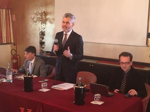 Smart city: ad Alba il primo confronto pubblico tra i cinque candidati a sindaco