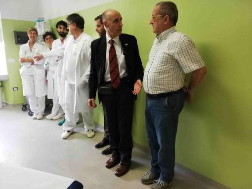 Donato dalla Fondazione Sordella all'ospedale di Fossano un nuovo ecografo all'avanguardia