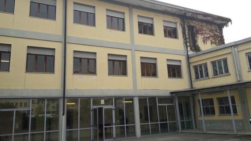 L'ex istituto Itis di Verzuolo