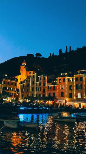 Anche a Portofino si legge Targatocn... e voi?
