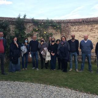 In pensione il cantoniere del Comune di Caramagna Giuseppe Viotto