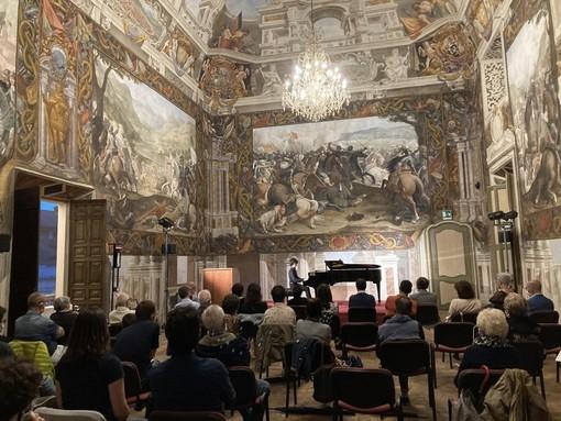 Savigliano, ultimo concerto del Festival Pianistico del Fergusio