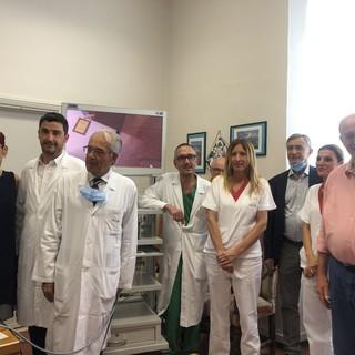"""All'ospedale di Savigliano è arrivata l'innovativa piattaforma """"Rubina"""""""