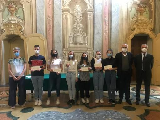 """Fossano: tutti i premiati dell'11esima edizione del concorso """"Inventa il risparmio"""""""