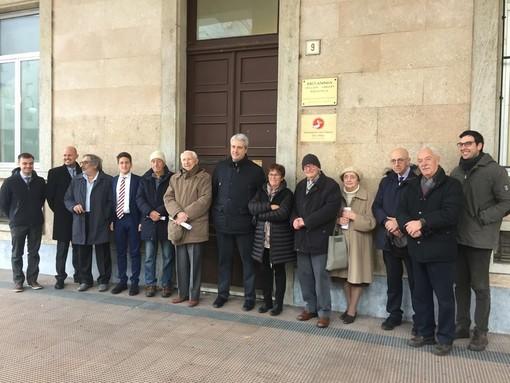 A Cuneo, inaugurata la sede dell'Associazione degli ex studenti del Liceo Classico Pellico
