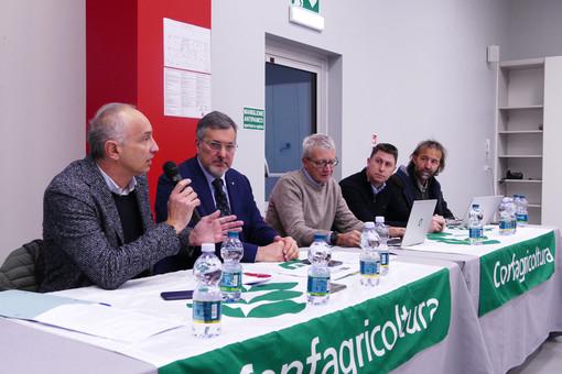 Il benessere degli animali negli allevamenti suinicoli, è stato il tema dell'incontro di Confagricoltura Cuneo con l'assessore regionale Icardi a Savigliano