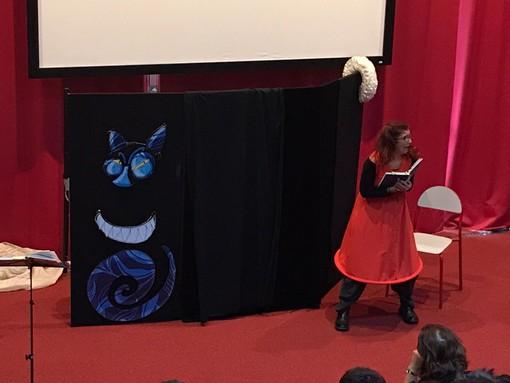Due spettacoli a teatro per i bambini delle scuole dell'Istituto comprensivo Piave San Cassiano di Alba