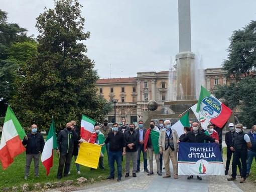 """FdI: in corso Dante e corso Giolitti per la """"Passeggiata della legalità"""""""
