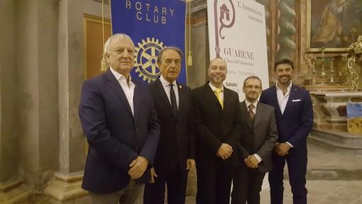 Il tenore Enrico Iviglia ospite del Rotary Club Canale Roero