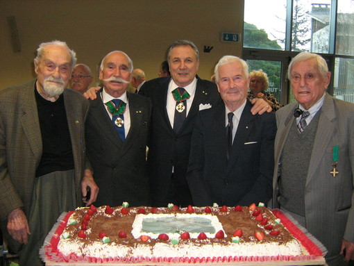 Raduno Intercomunale del Pinerolese per l'Associazione Nazionale Insigniti Onorificenze Cavalleresche