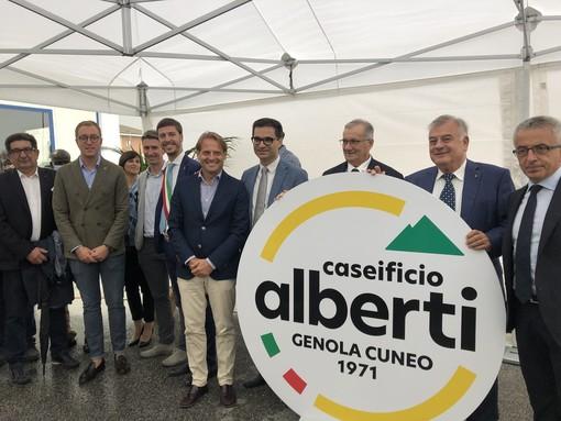 A Genola, cinquant'anni di Latte Alberti (VIDEO)