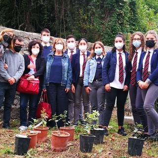 Gli studenti che hanno partecipato al progetto