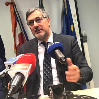 L'assessore regionale alla Sanità, Luigi Icardi