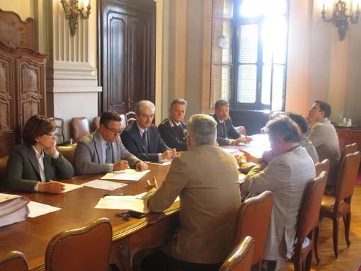Legalità, concorrenza sleale e sicurezza: Prefetto, Questore, guardia di finanza e carabinieri di Cuneo pronti a collaborare