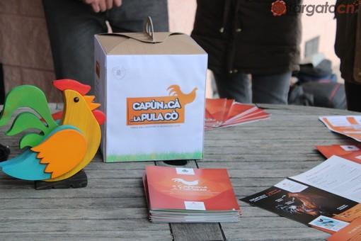 """La fiera del cappone di Morozzo si reinventa con """"Capun a cà... la pula cò"""" (FOTO E VIDEO)"""