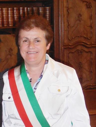 Il vicesindaco Carla Ponsi