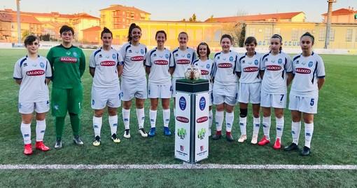 Calcio femminile: Juniores, U12 e U15, ok il weekend del Fossano Women