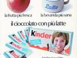 Kinder Cioccolato (1968)