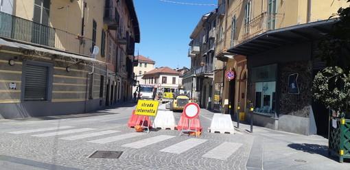 Saluzzo, i lavori in Torino