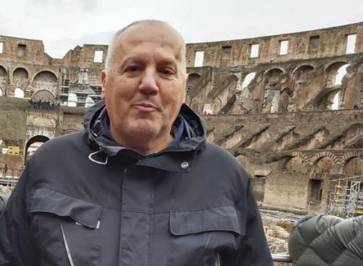 Luciano Rocca a Roma