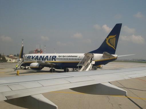 Da fine ottobre nuova tratta aerea da Cuneo Levaldigi, destinazione Bari