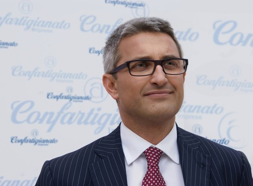 Confartigianato Imprese Cuneo dona 5 mila euro per l'affitto della passerella che sostituisce il ponte Odasso a Garessio