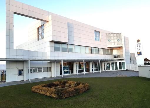 La sede di Banca di Cherasco