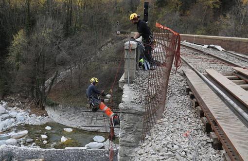 Ferrovia Cuneo-Ventimiglia Nizza, grave la situazione a Fontan: si allontana la riapertura