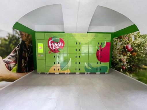 """A Verzuolo Joinfruit Fresh: innovazione e sostenibilità nella filiera agricola corta con """"smart locker"""""""
