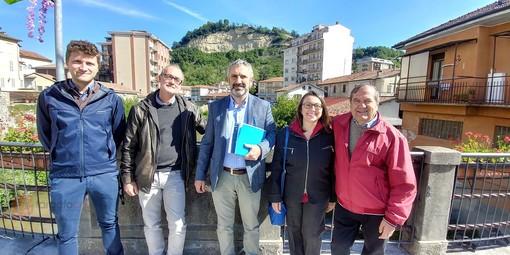 """Ceva: intervista al candidato sindaco Vincenzo Bezzone (""""Ambiente Sviluppo Turismo"""") (VIDEO)"""