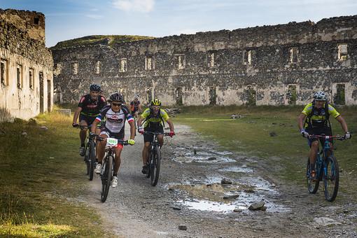 Dalle montagne al mare in bicicletta: ecco la Transalp Limone-Sanremo