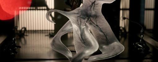 La creatura aliena del film, Calvin