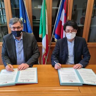 Covid Piemonte, siglato il protocollo di collaborazione strategica con la comunità cinese