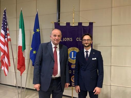 Il Lions Club Saluzzo-Savigliano ha presentato il nuovo anno lionistico