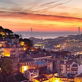 Lisbona sarà la prima meta di novembra