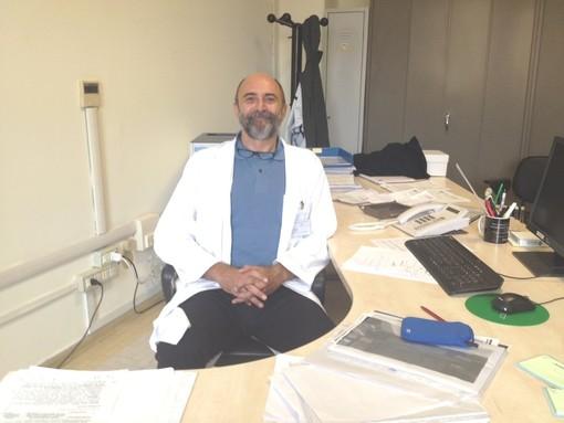 Il dottor Marco Lorenzi è il nuovo direttore per il Servizio Trasfusionale del Santa Croce