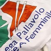 Il Logo della Lega di Pallavolo di Serie A