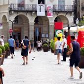 L'associazione di bocce quadre di Mondovì dona il ricavato dei campionati italiani all'Abacus Onlus