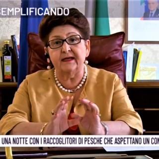 """L'intervento del ministro Bellanova ad """"Agorà estate"""""""