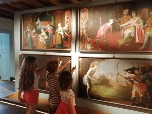 Al Museo diocesano di Cuneo si scopre la lingua dei segni e si incontra l'arte di Caravaggio