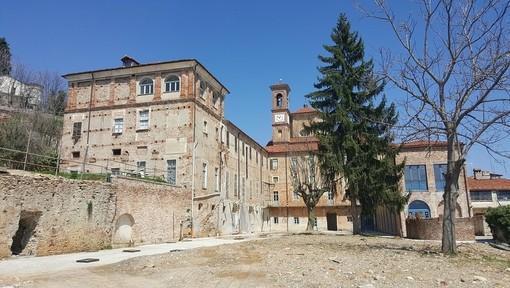 """L'edificio ex """"Orfane"""" (foto Fondazione CRC)"""