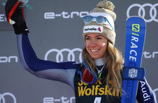 """Sci alpino, Marta Bassino non vuole fermarsi: """"Parto da basi solide, l'obiettivo è salire di un altro gradino"""""""